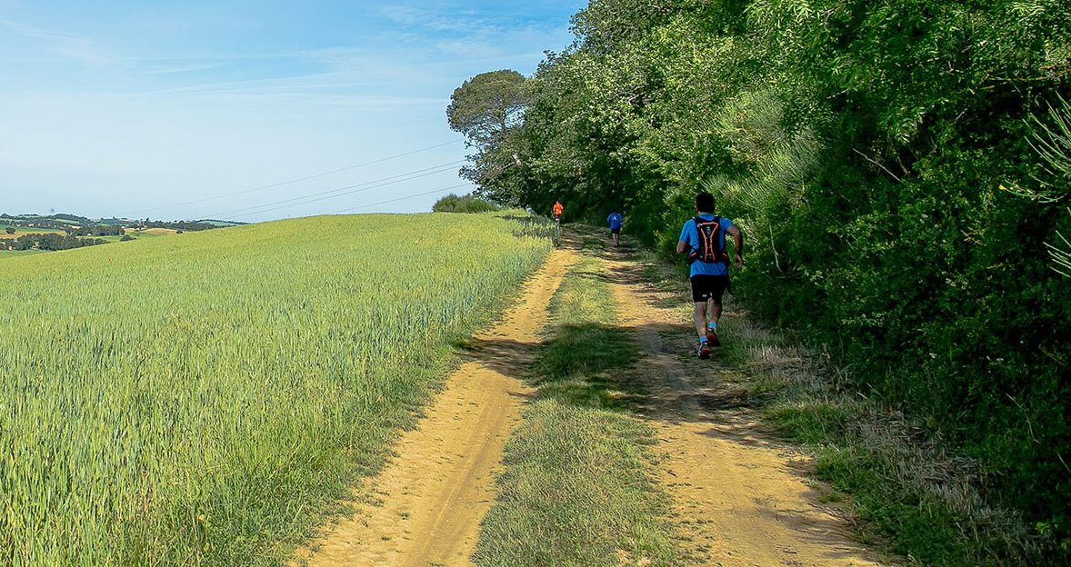 J-1 Avant l'Arrats Trail